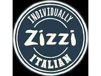 Restaurant General Manager- Zizzi- Derby Intu