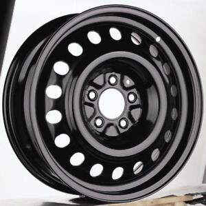"Four NEW 17"" Steel wheels for Ford Escape/Focus/Fusion"