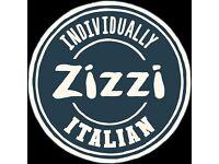Kitchen Porter- Zizzi- Cambridge 2