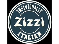 Waiter- Zizzi- Milton Keynes Theatre District