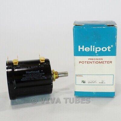 Nib Nos Vintage Helipot Model A Precision Potentiometer 30k 300000 Ohm