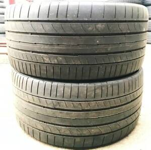 255 35 R18 Continental CSC5 (MO) Used Tyre BMW Mercedes C Class Subaru Vermont Whitehorse Area Preview