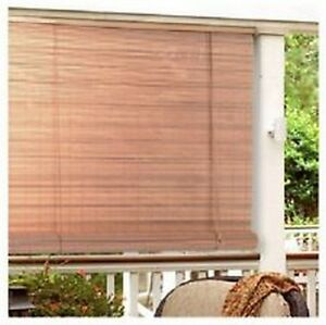 4 PVC Outdoor Sun Shades 60in X 72in with Mounts