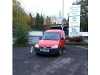 Vauxhall Combo 1.3CDTi 2007 One Owner Full Service History - No VAT!