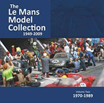 The Le Mans Model Collection 1949 - 2009 three-book set paper