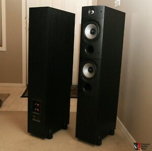 PSB Alpha T4 Speakers.