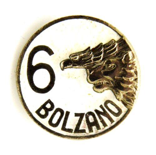 Brooch Alpini - 6° Regiment Alpini Bolzano, CM 2,7