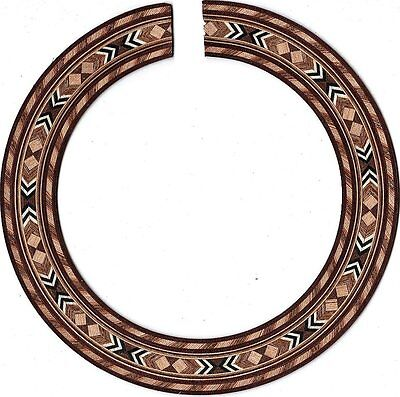 ACOUSTIC, CLASSICAL, GUITAR ROSETTES / INLAY, SOUND HOLE 207