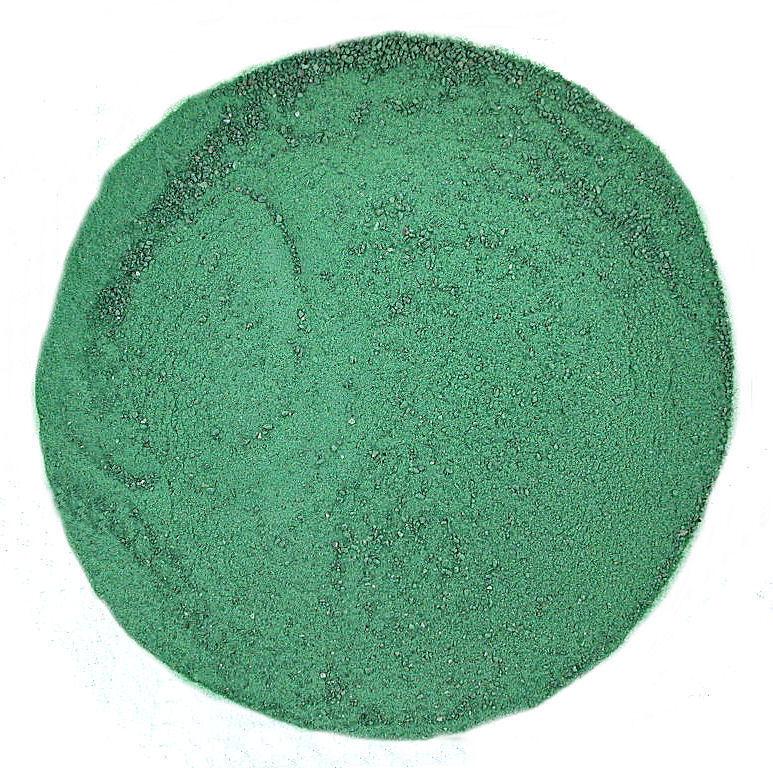 Half Pound AAA Natural No Dye Rich Malachite Inlay Powder Sand Painting Craft