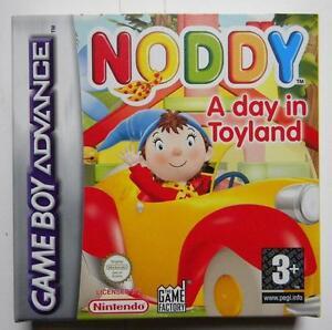 NODDY-A-DAY-IN-TAYLAND-NINTENDO-GAME-BOY-ADVANCE