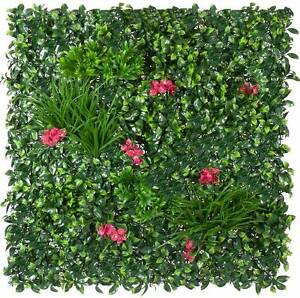 Artificial (fake) Vertical Gardens / Plant Walls   Tens Of Styles