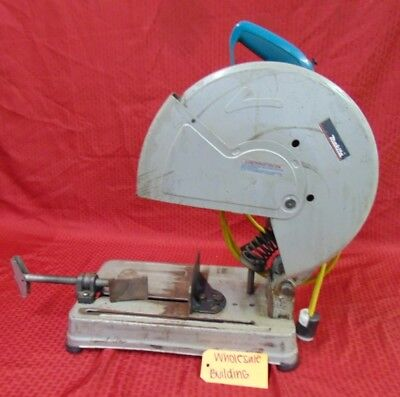"MAKITA CUT-OFF SAW, 2414NB, 14"" BLADE DIAMETER, 120 V, 3800 RPM"