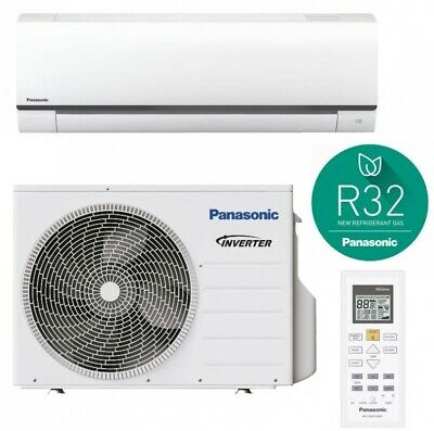 Panasonic Air Conditioning Domestic 3.5kW - Domestic Wall Mounted R32 Heat Pump