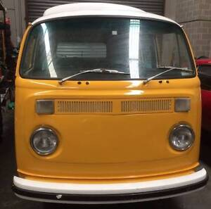 1976 restored rust free VW Kombi poptop camper sleeps 4 Northmead Parramatta Area Preview