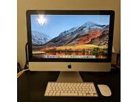 "Upgraded iMac 21.5"" mid 2010"