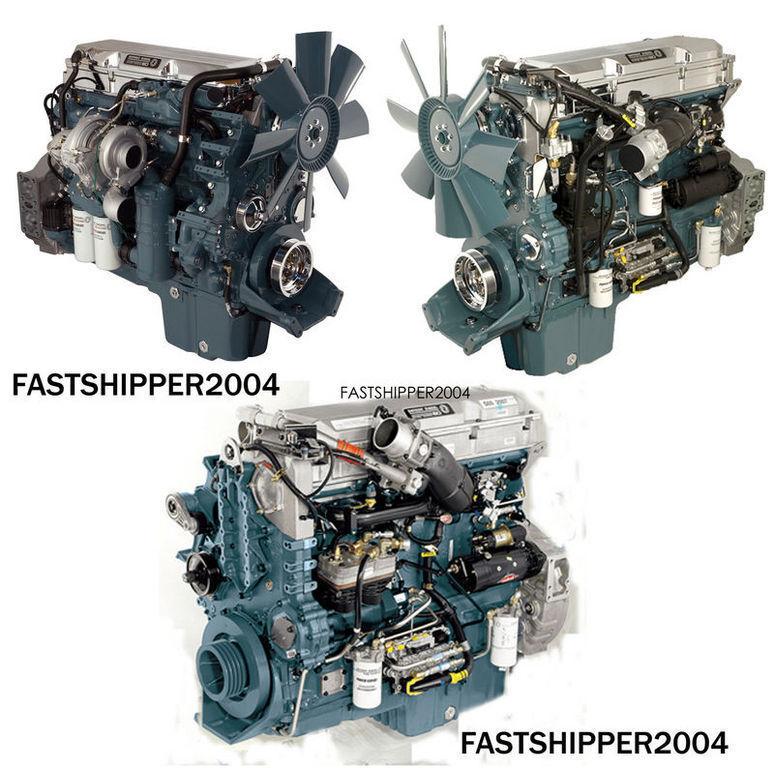 Detroit Diesel Series 60 Service Repair Shop Manual DDEC I, II III 6SE4839610 CD