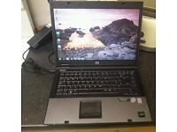 Laptop Hp Compaq 6710b Core 2 Duo T7250 3gb 320gb Windows 7 office