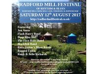 Radford Mill Festival of Rhythm & Blues