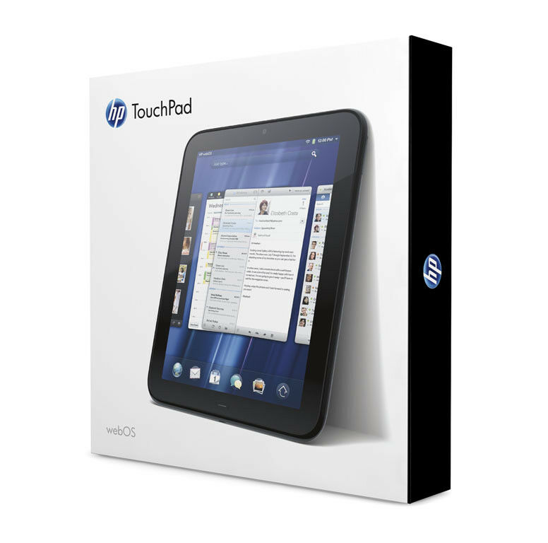 HP TouchPad Tablet FB359UA 32GB, Wi-Fi, 9.7in - Glossy Black - BRAND NEW, SEALED