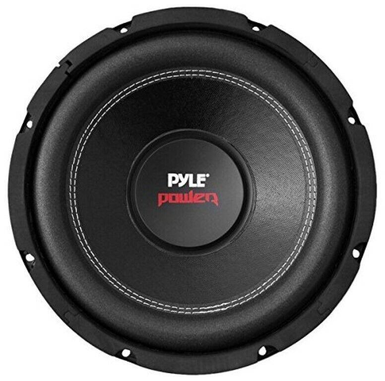 10 inch Car Audio Subwoofer Speaker Sub Dual 4 Ohm Enclosure