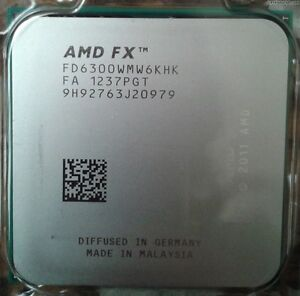 ★★★ AMD FX-6300 + Asus Mobo + 8Gb DDR3 ★★★