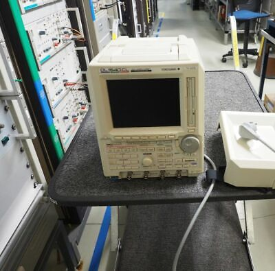 Yokogawa Digital Memory Oscilloscope 150mhz 200mss Dl1540cl 306