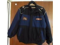 A padded jacket from Maxxis adventure gear , unisex, L