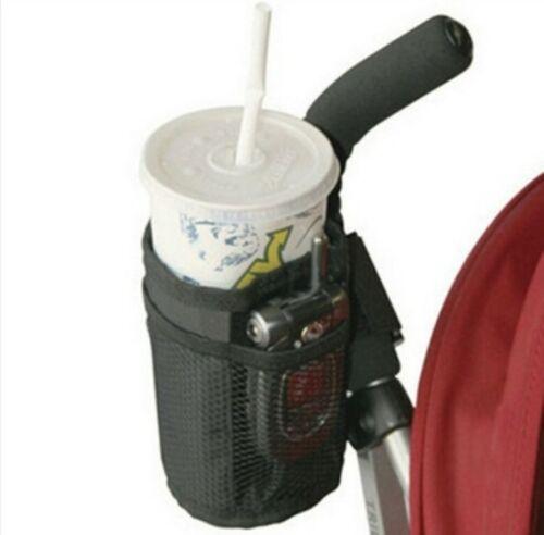 Simple Baby stroller Cart Cups Holder Hanging Bag drinks bottle carrier