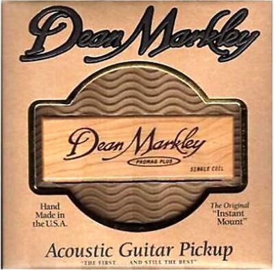 Dean Markley Pro Mag Plus Sound Hole Acoustic Guitar Pickup - 3010