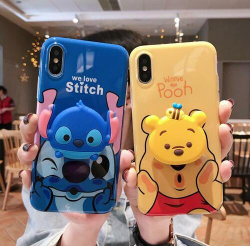coque iphone xs max disney stitch