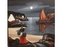 Original Painting By J P Rooney