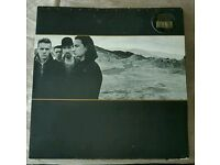 U2 The Joshua Tree LP