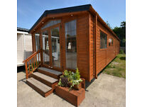 NEW - 40x13 Sunrise Lodge 2/3 bed WINTERISED Mobile Home | Annex Static Caravan