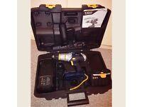 Mac Allister 24v Cordless Hammer Drill Screwdriver MacAllister COD24VG3