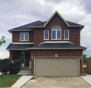 Beautiful 3 bed, 3 bath house for rent!