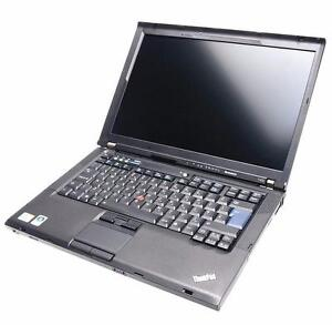Lenovo Thinkpad T400 Intel Core2Duo 2.4 Ghz - 4 Go - 160 Go - Windows 7 Pro Garantie 90 jours !!!