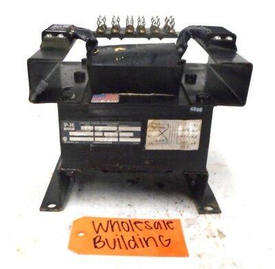Phharnischefeger Control Circuit Transformer 75z368-d1 2.76kva 230460v