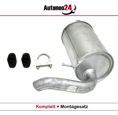 Auspuff Abgasrohr Montagesatz