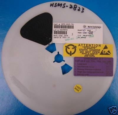 Avago Agilent Rf Mixerdetector Diode Hsms-2823 Sot-23 Qty.3000