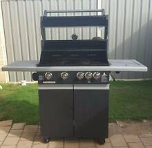 Used Matador BBQ - 4 burner - with Wok burner RRP$749 only $200 Quinns Rocks Wanneroo Area Preview