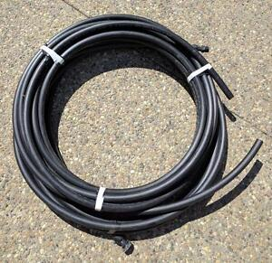 """100' of 3/4"""" irrigation pipe"""