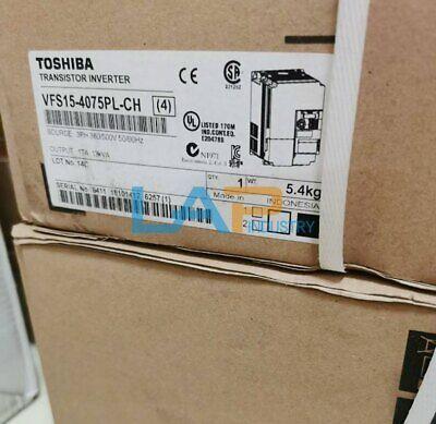 1pcs New For Toshiba Inverter Vfs15-4075pl-ch 7.5kw Ac380v500v 5060hz