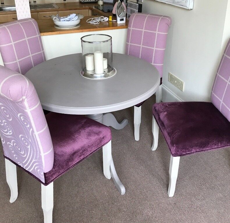 Dining Table And Chairs Harrogate