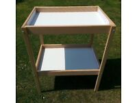 SOLD******Baby changing table perfect condition *****SOLD