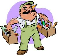 Handy Man  who do much Jobs  for affordable prices.