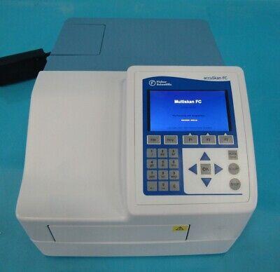 Thermo Scientific Multiskan Accuskan Fc Microplate Reader