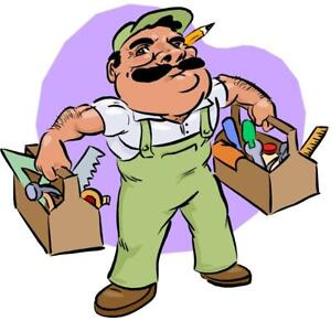 HANDYMAN SERVICES - COMPETITIVE PRICES - FREE ESTIMATE!