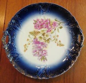 Antique German C.T. Serving Plate