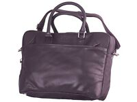 100% Pure, Genuine Leather Bag , Briefcase for Men at an impressive Price