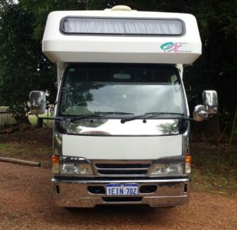 Automatic Motorhome - Isuzu Elf, excellent condition, low mileage Donnybrook Donnybrook Area Preview
